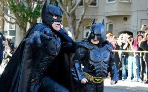 Boys Batman Wish