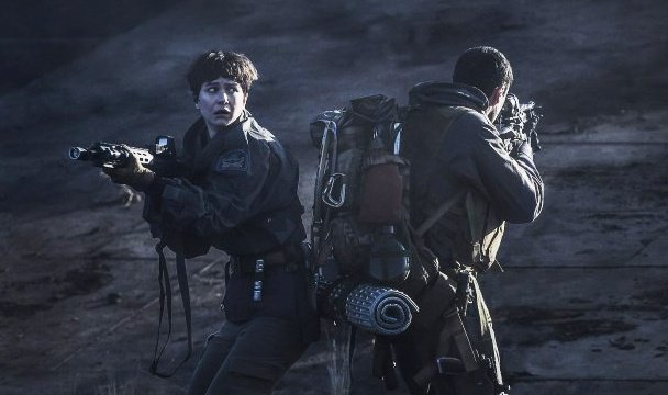 Ridley Scott's 'Alien: Covenant' is a disappointingsequel
