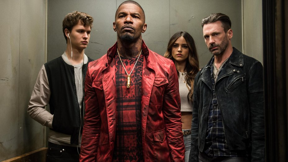 'Baby Driver' shoots to thrill, delivering a never better JonHamm