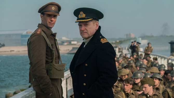 Christopher Nolan's 'Dunkirk' throttles and informs