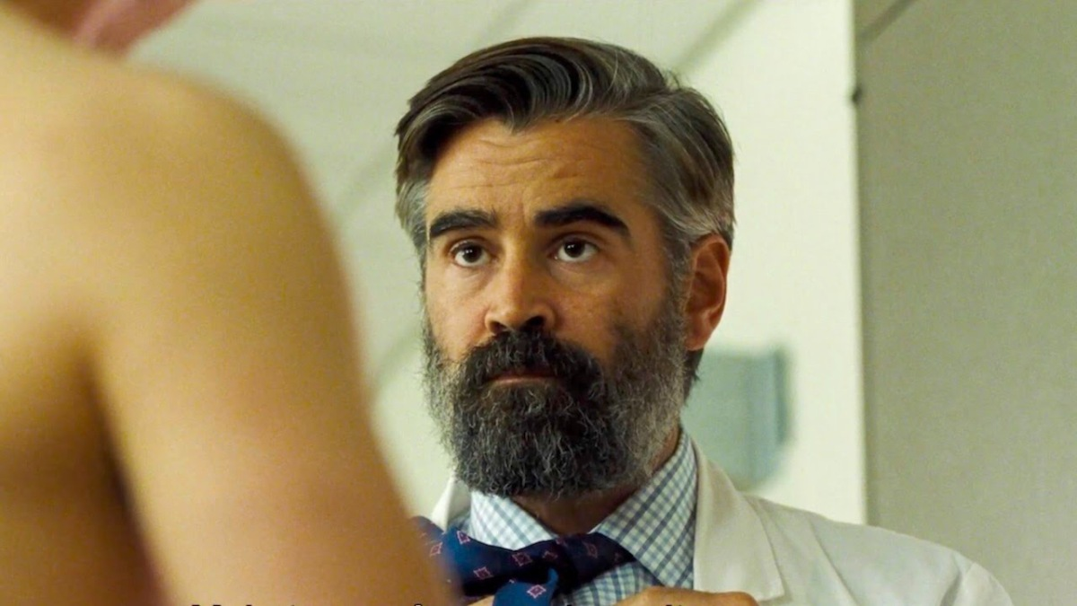 'The Killing of a Sacred Deer' is an unsettlingabomination