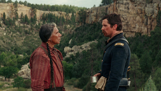 A towering Christian Bale makes 'Hostiles' truly special
