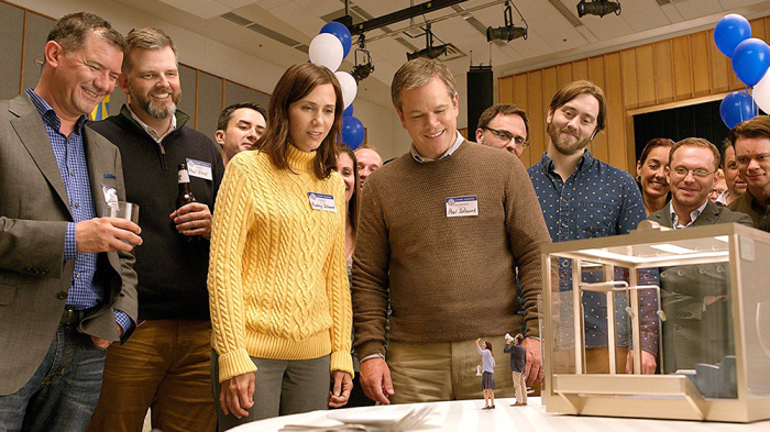 'Downsizing' collapses when it gets preachy