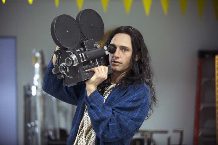 'The Disaster Artist' is James Franco at the top of his game