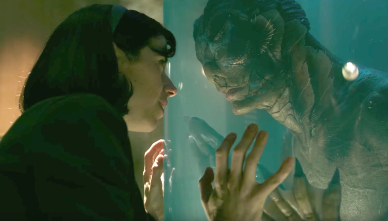 'The Shape of Water' is Guillermo del Toro paying homage to Steven Spielberg