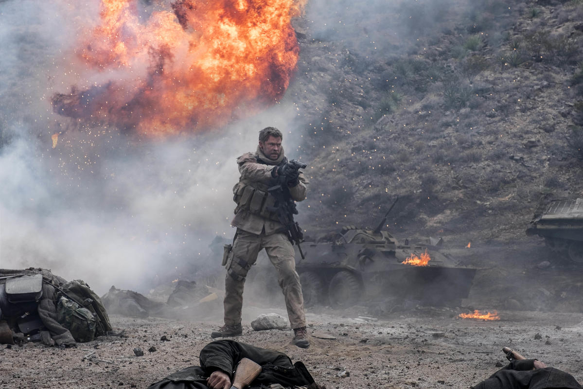 '12 Strong' is a ferocious tribute to the HorseSoldiers