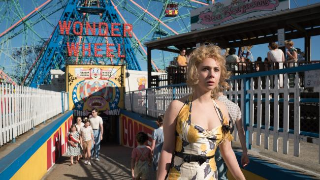 'Wonder Wheel' is Woody Allen at his worst