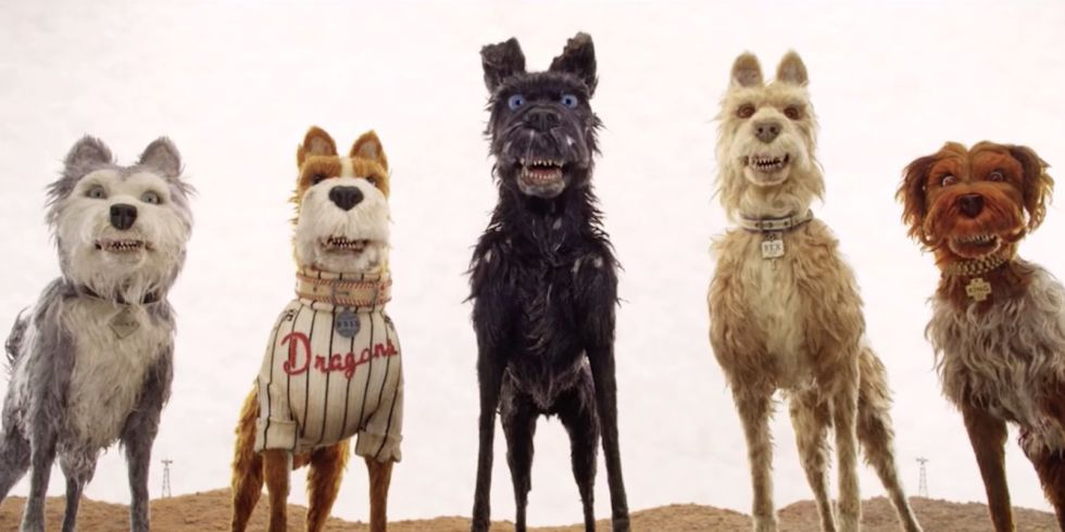 'Isle of Dogs': An animated film for adults
