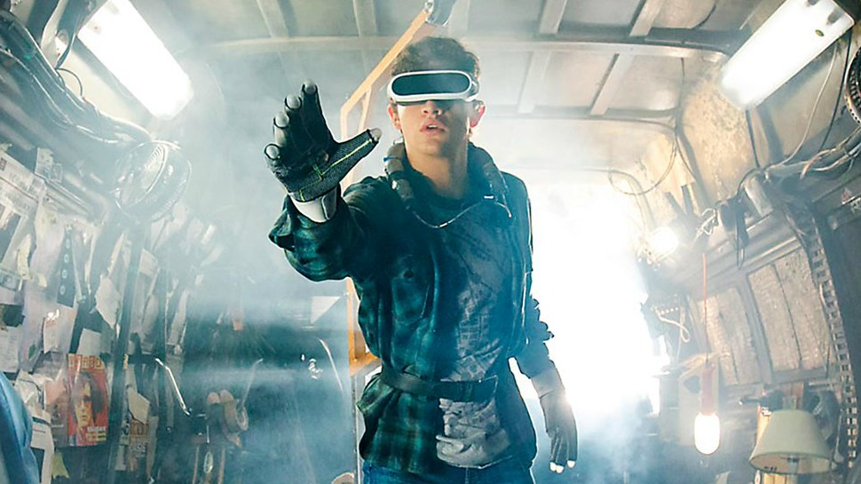 'Ready Player One' brings back the fun Spielberg touch