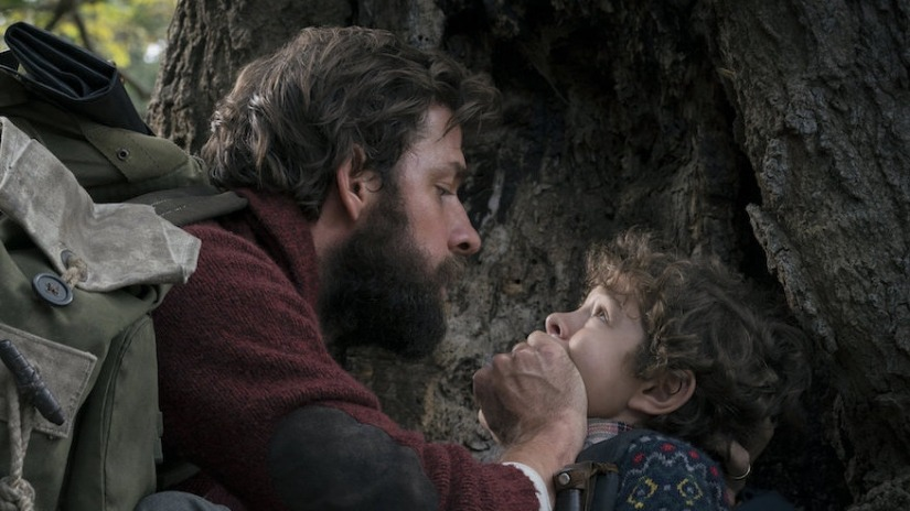 'A Quiet Place' is the best movie I've seen this year