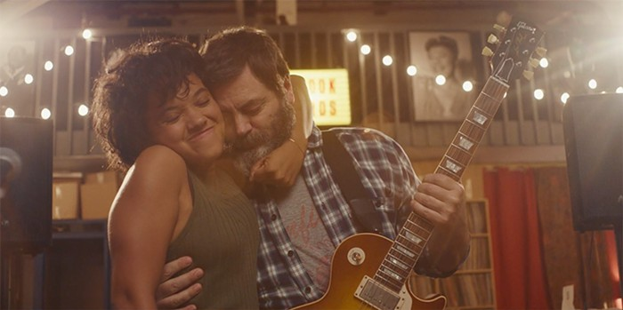 'Hearts Beat Loud' is a career highlight for Nick Offerman