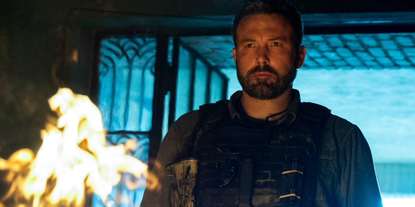 The Frank O  Pinion Movie Dose, March 12: 'Triple Frontier' review